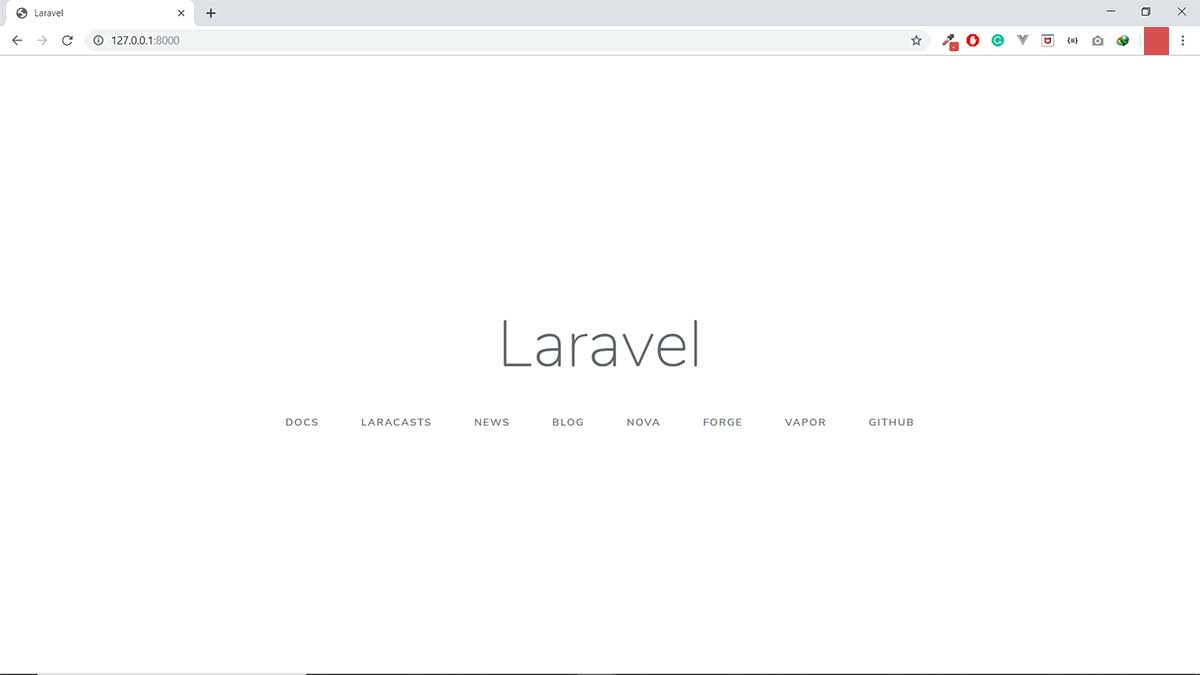 Laravel-Homepage-after-successful-installation-of-laravel