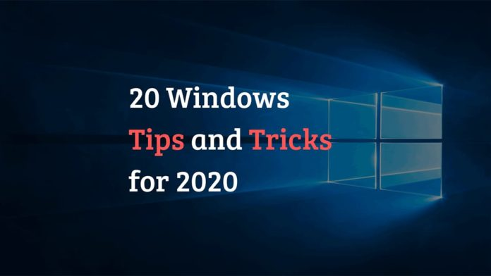 Windows 10 TIps and Tricks - Featured Image